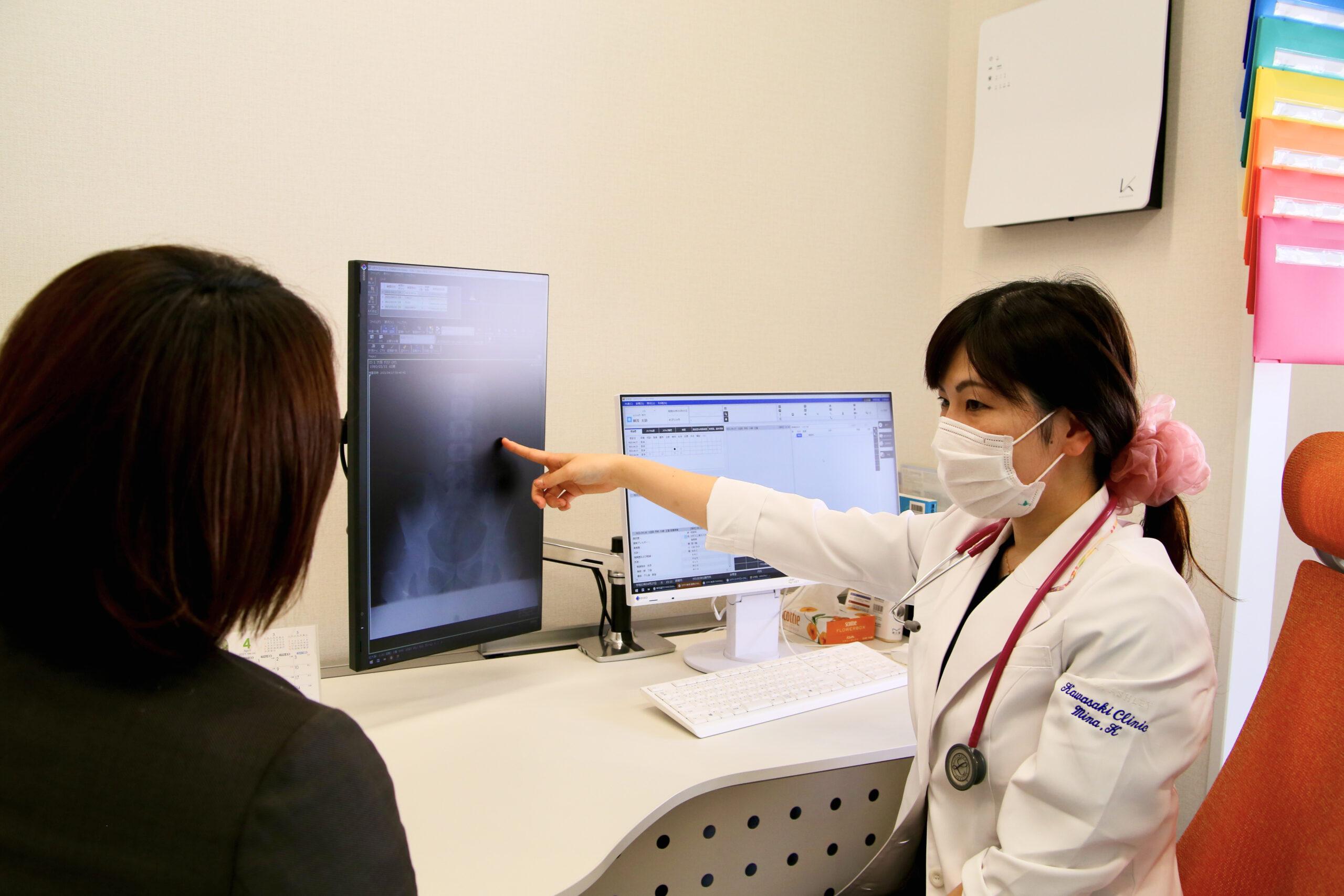 痛みに配慮した内視鏡検査